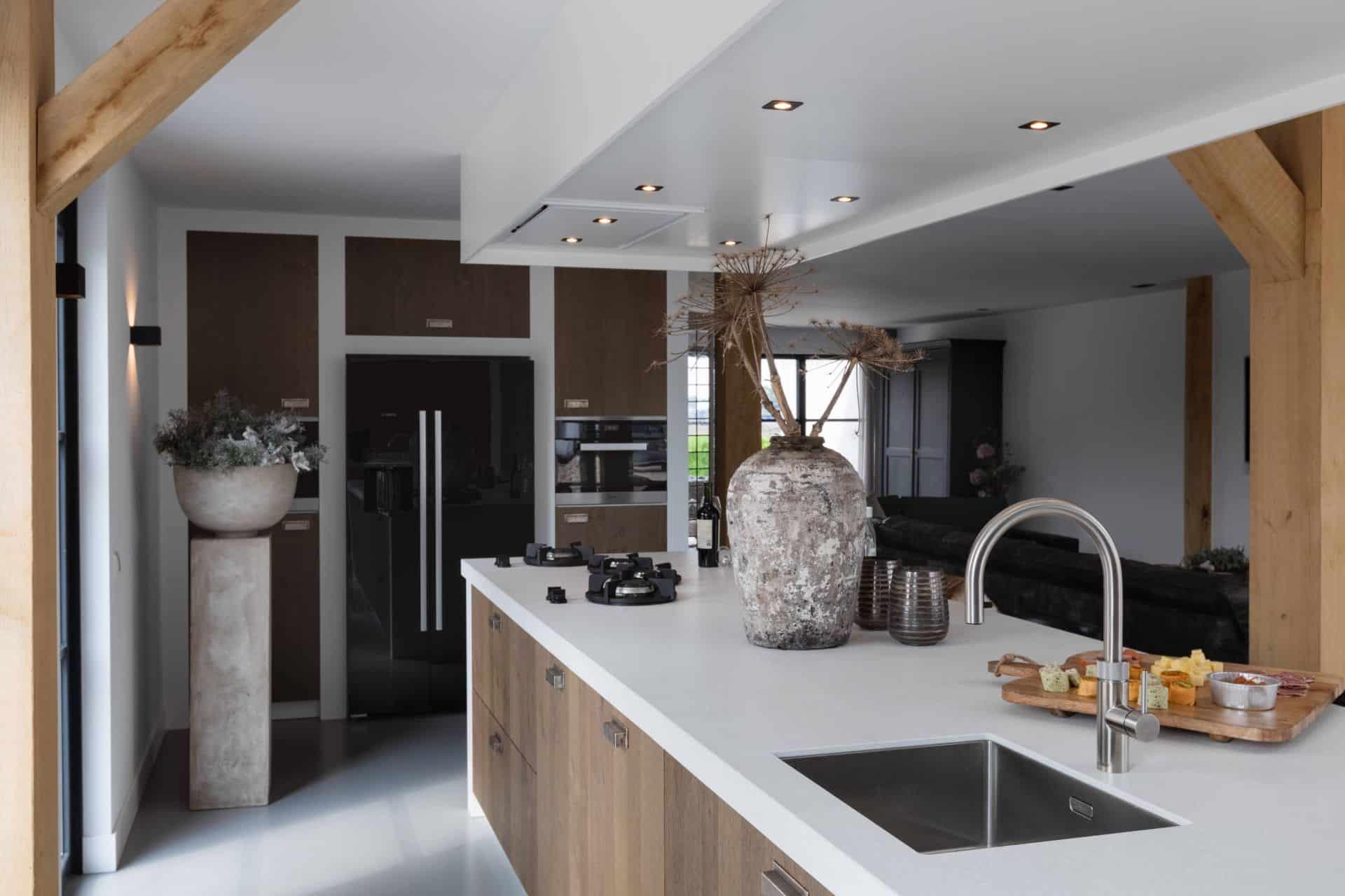 Moderne landelijke keuken 0085