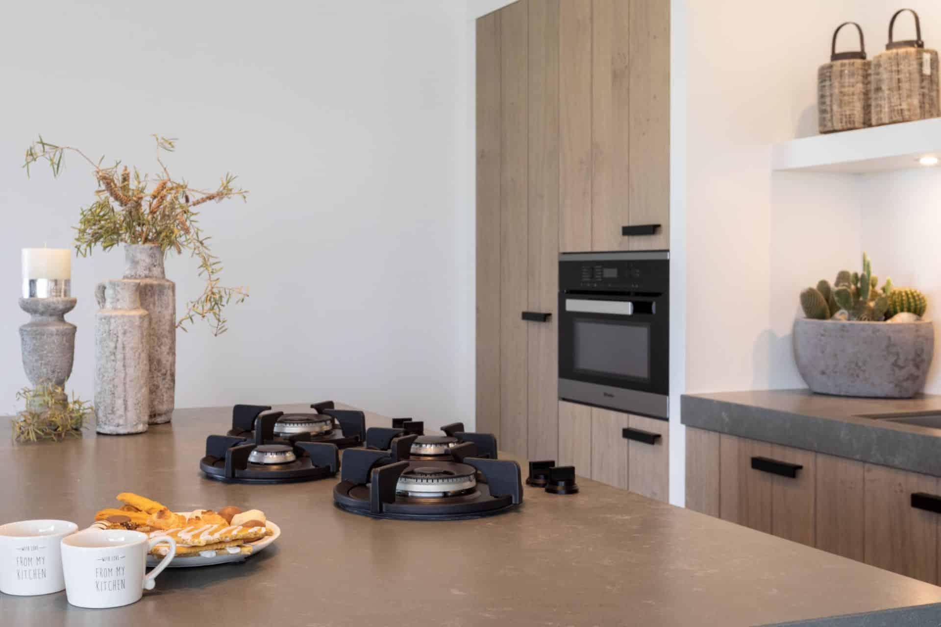 Moderne landelijke keuken 37 11