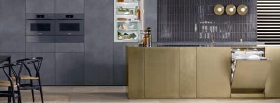 Miele design keuken