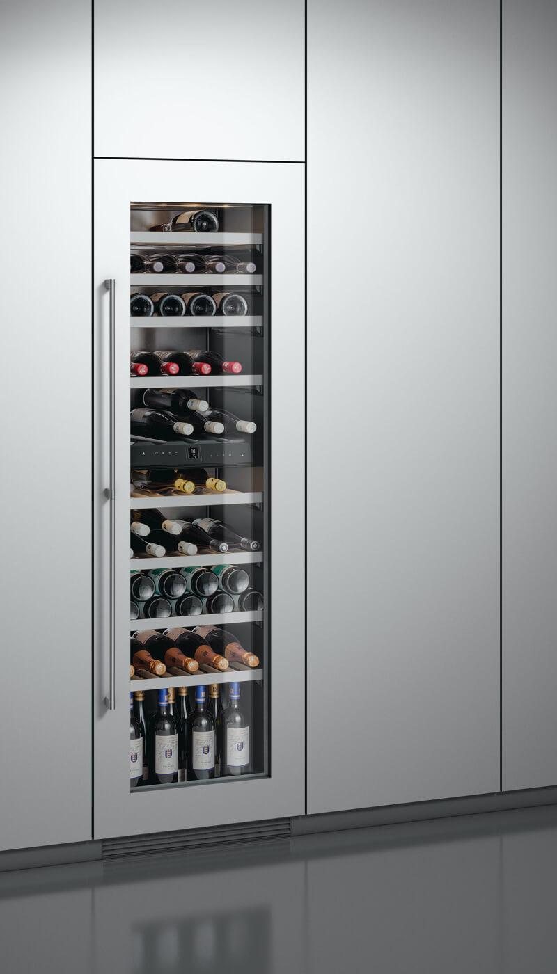 Gaggenau rvs koelkast 3