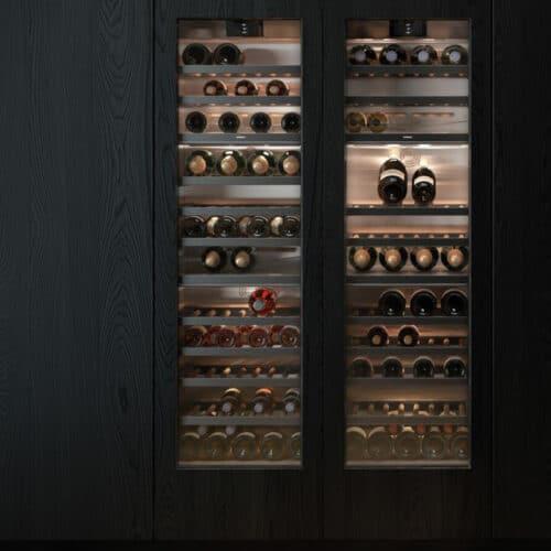 Gaggenau wijnklimaatkasten