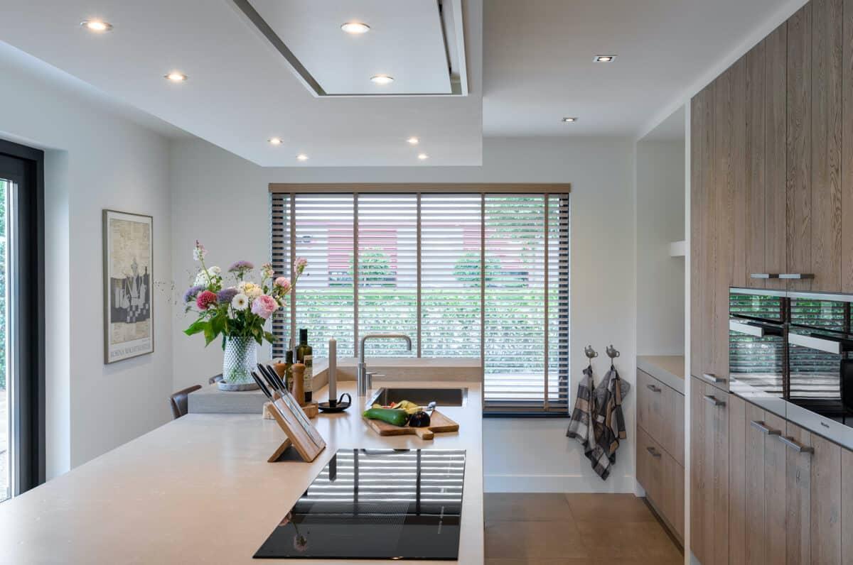 Composiet werkblad betonlook keuken 001