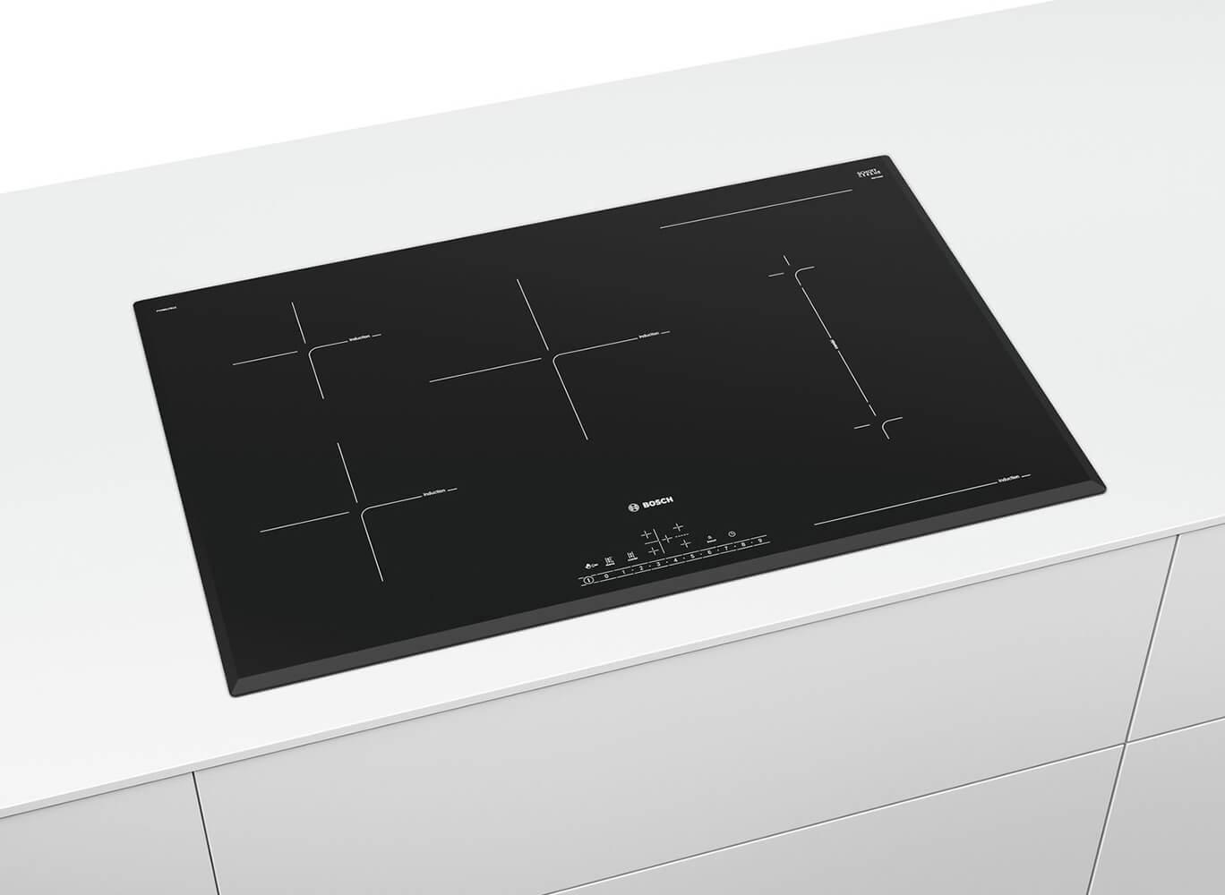 Bosch kookplaat inductie