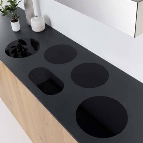 Novy inductie kookplaten