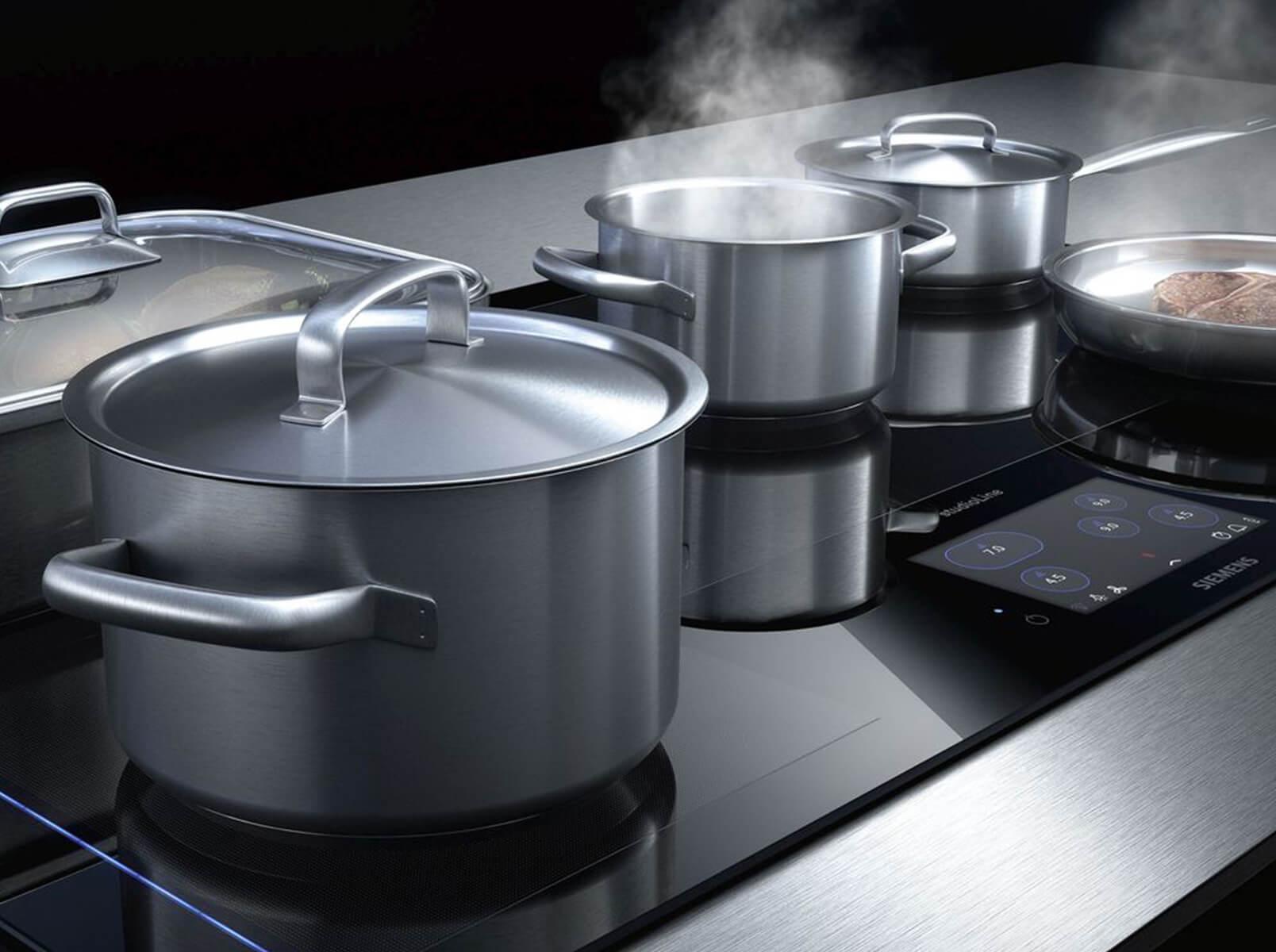 Siemens inductie kookplaat 1