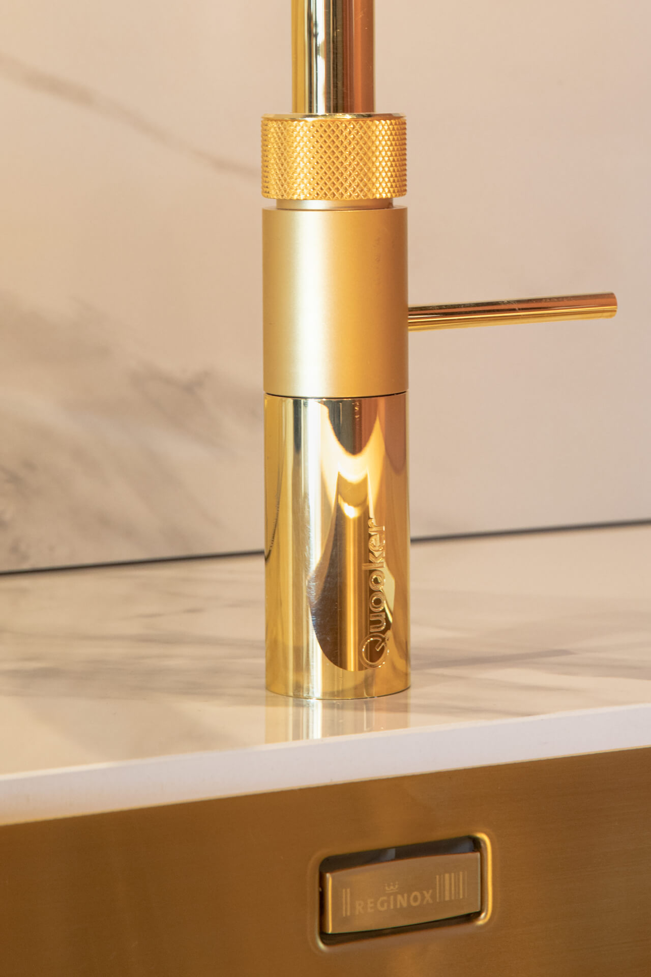 Gouden quooker limited edition