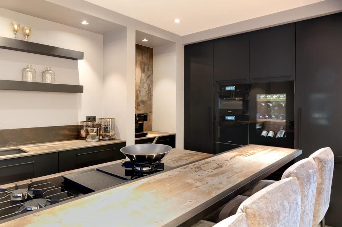 Design materiaal keukens icm fenix keukens van ginkel keukens barneveld 4