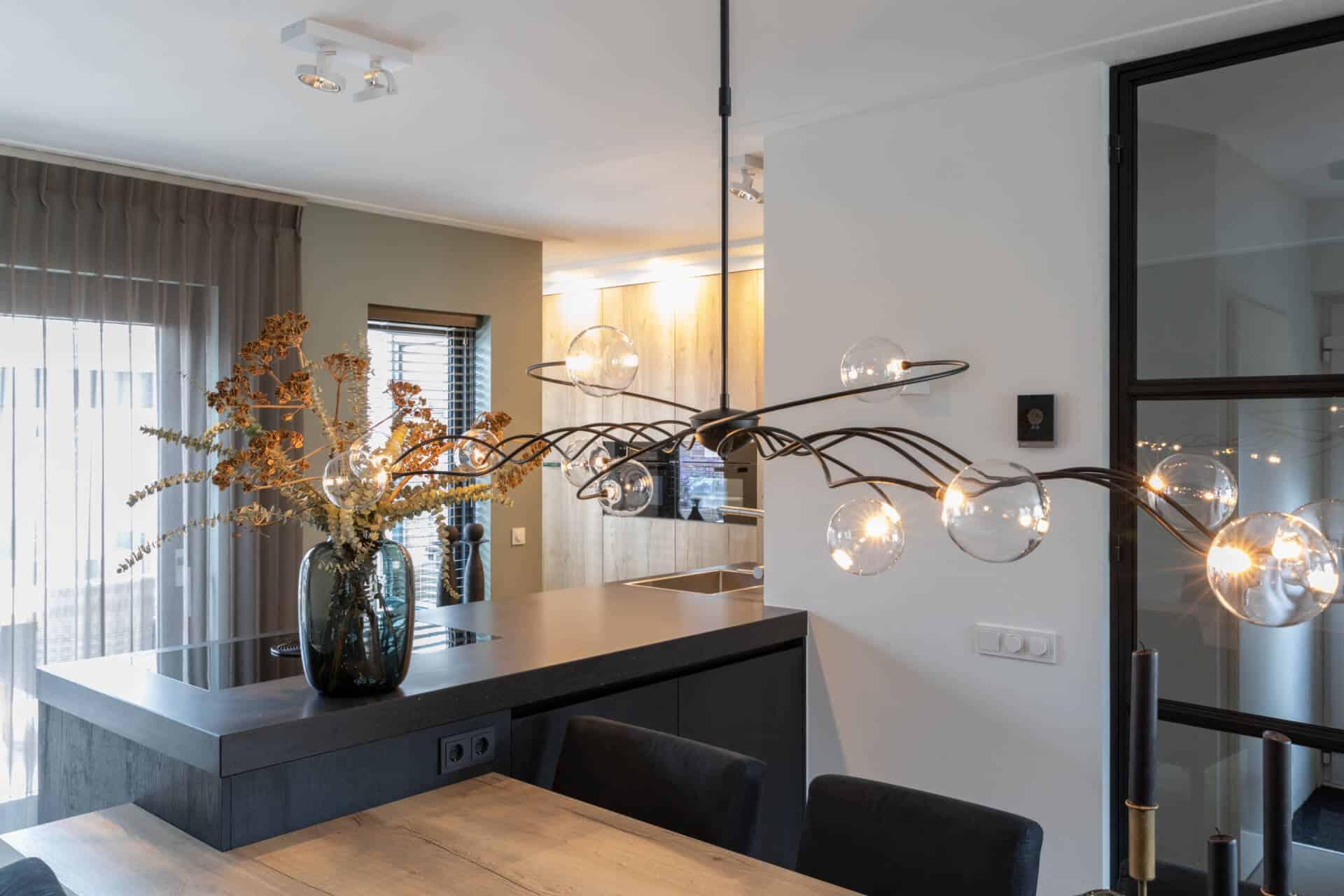 Moderne kunststof keuken 7