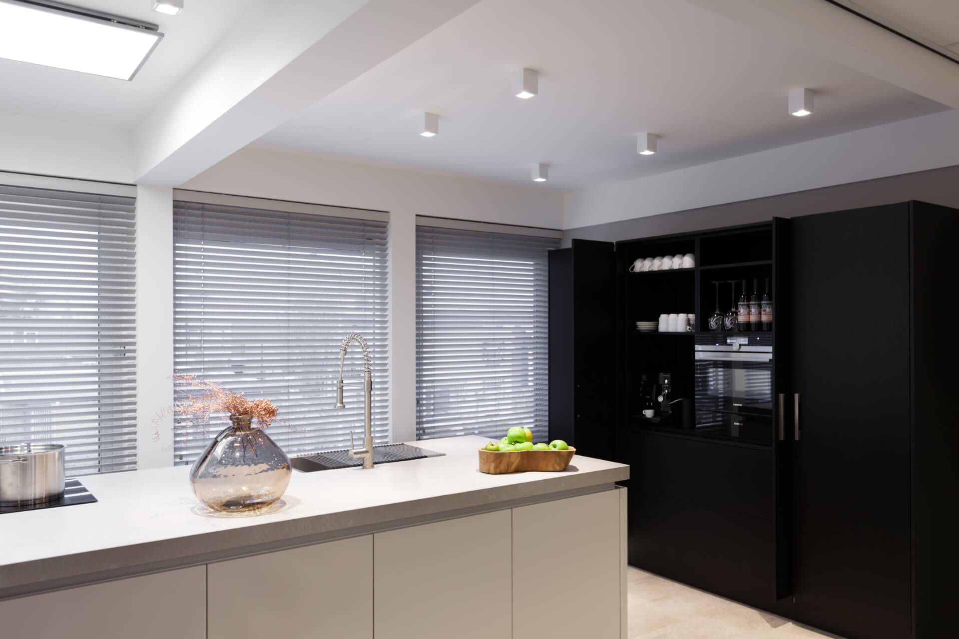 Moderne greeploze keuken 12