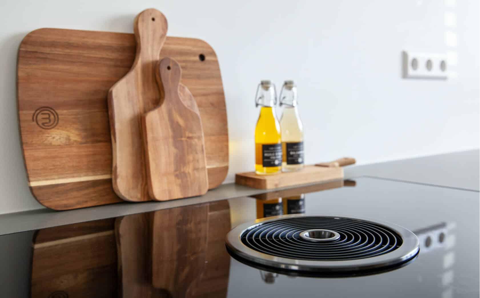 BORA kookplaten voor de keuken