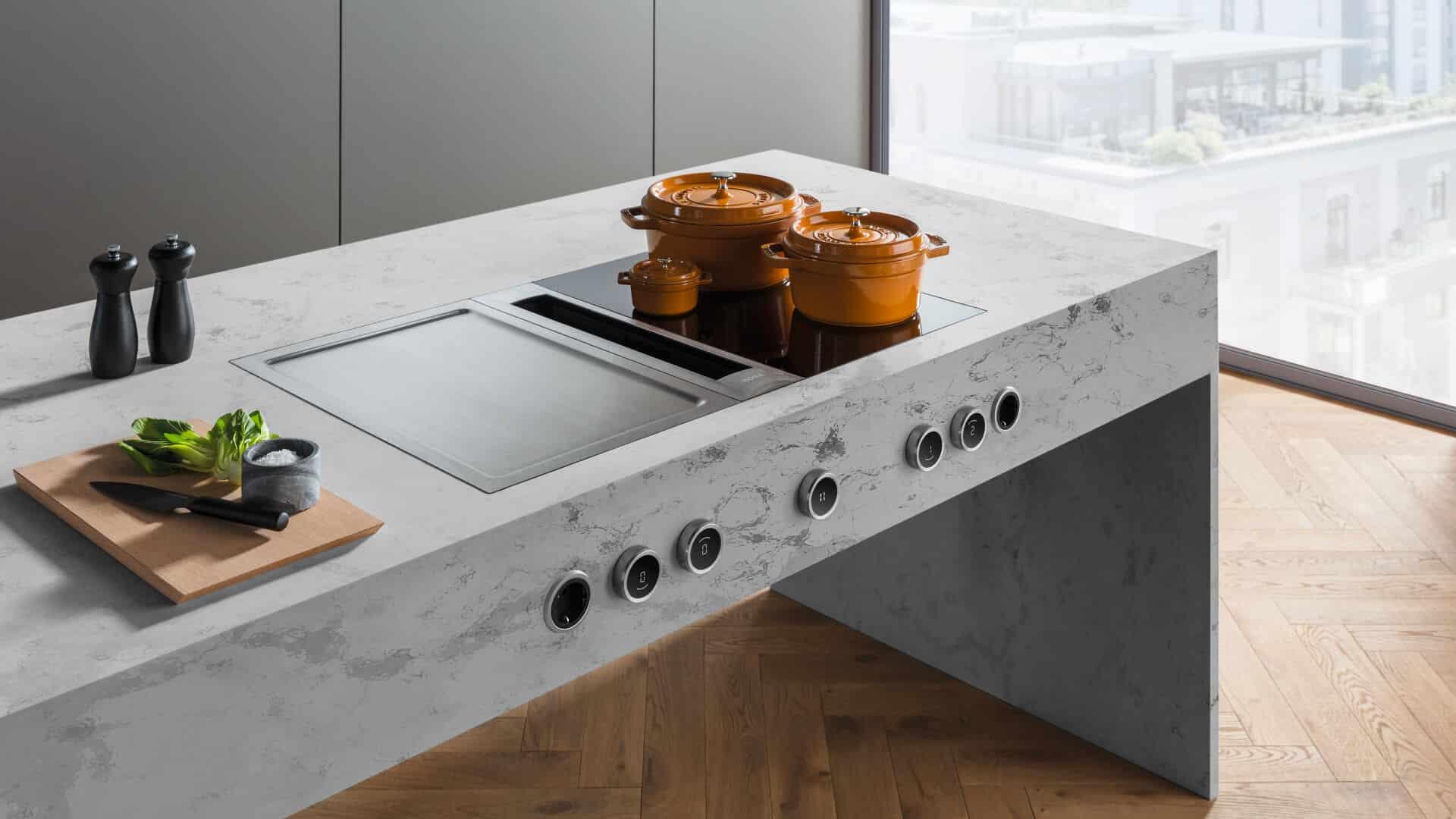 Bora Professional 3.0 Van Ginkel Keukens