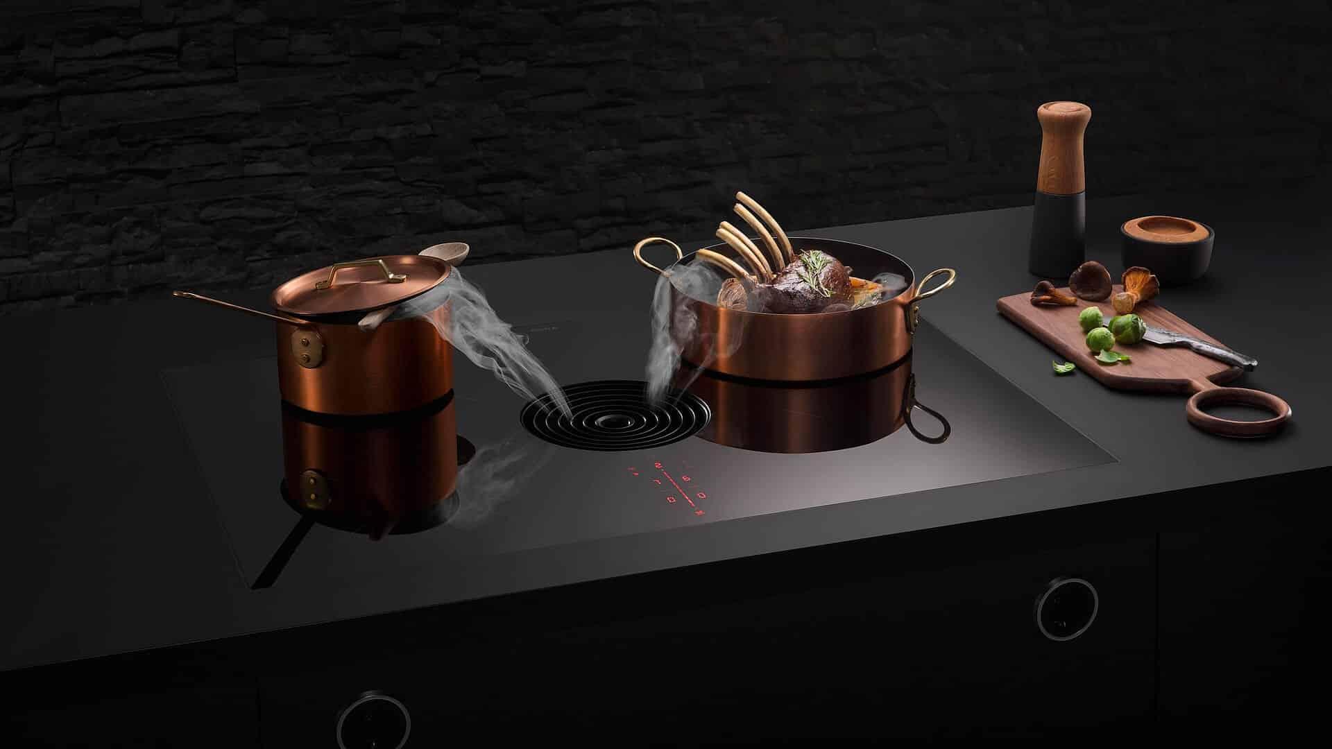 Bora Pure Kookplaat Van Ginkel Keukens