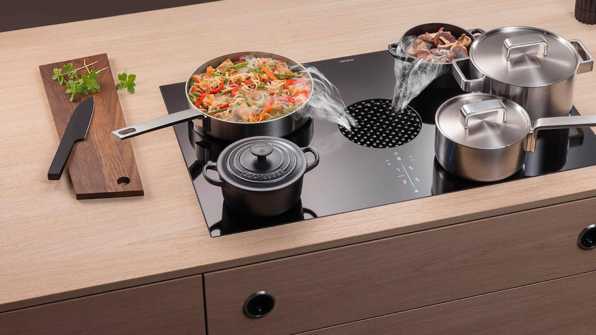 Bora X Pure Kookplaat Van Ginkel Keukens