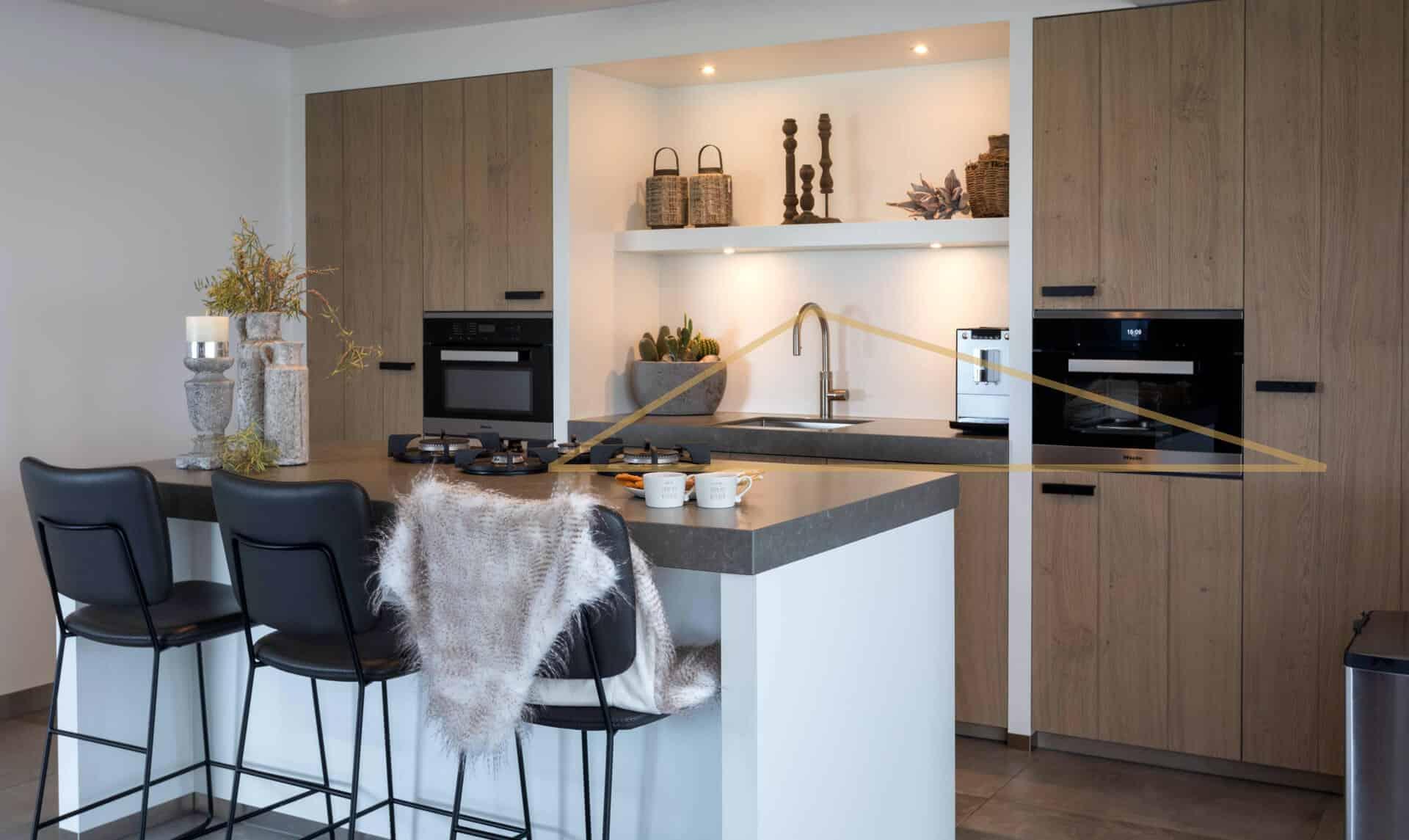 Keuken Driehoek De Ideale Opstelling