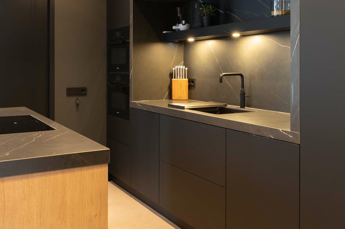 Design Materiaal Keukens Icm Fenix Keukens Van Ginkel Keukens Barneveld 5