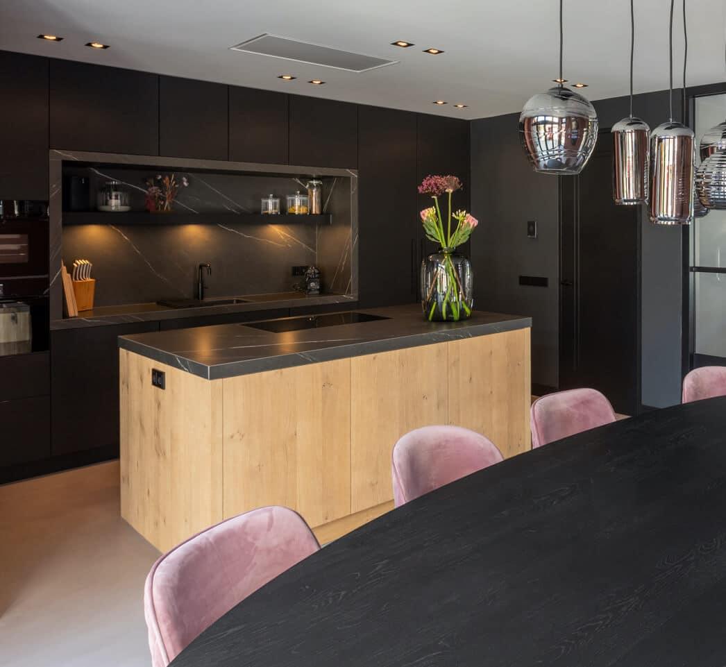 Fenix Keuken Van Ginkel Keukens 001 B