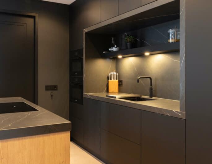 Fenix Keuken Van Ginkel Keukens 005b