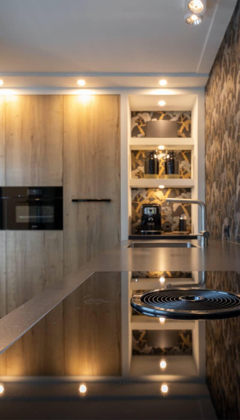 keuken met hoekopstelling van ginkel keukens barneveld 4