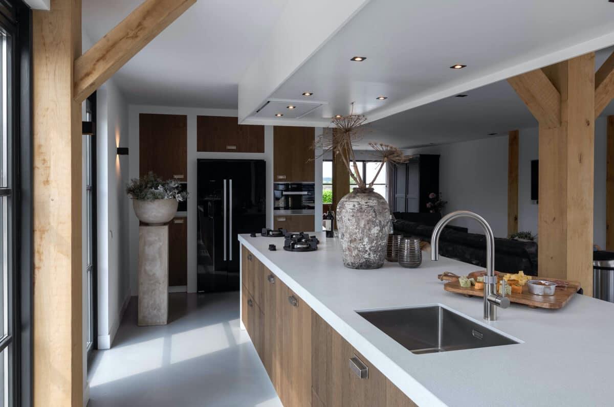keuken met kookeiland van ginkel keukens barneveld slider 5