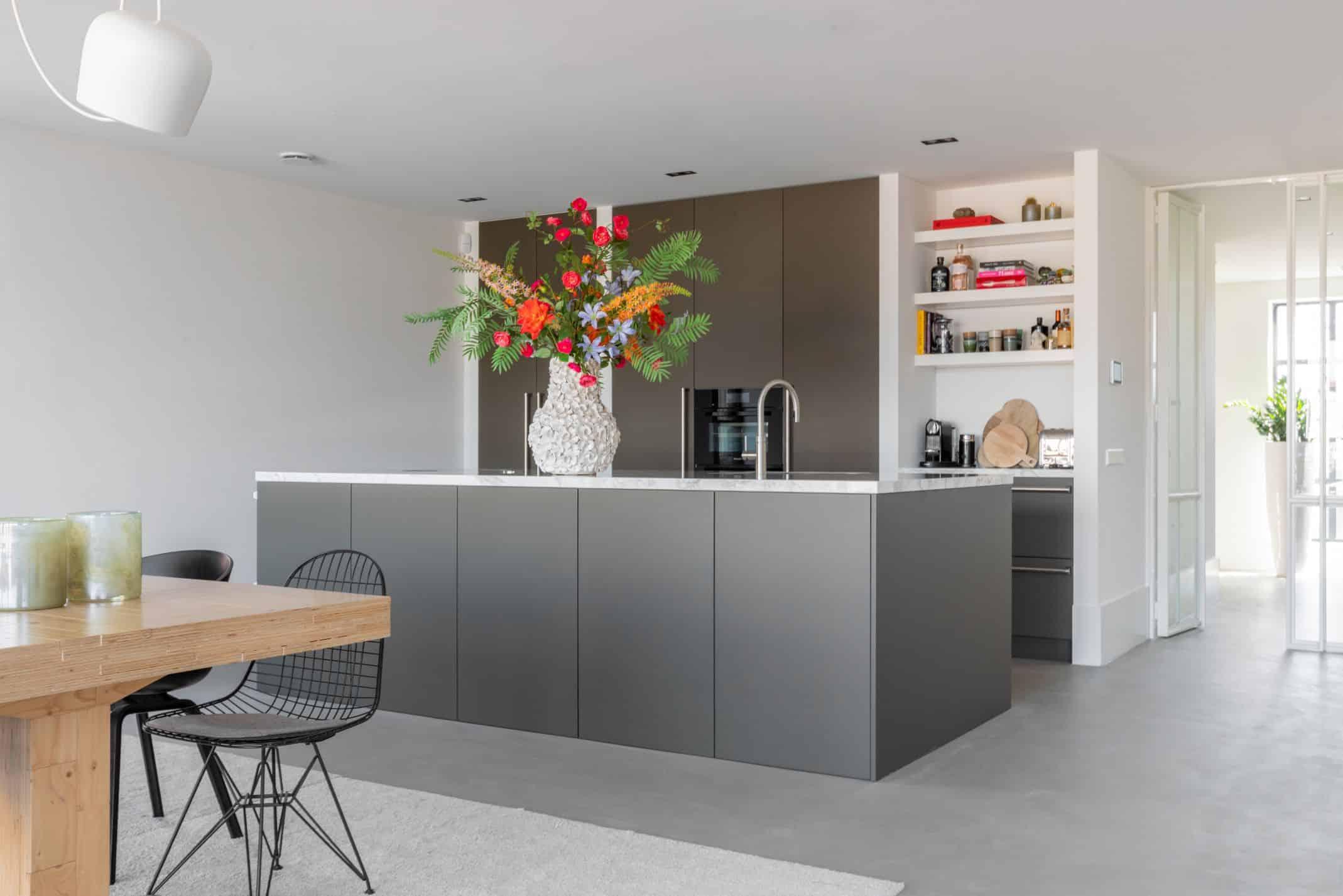 Moderne MDF keuken | Amersfoort