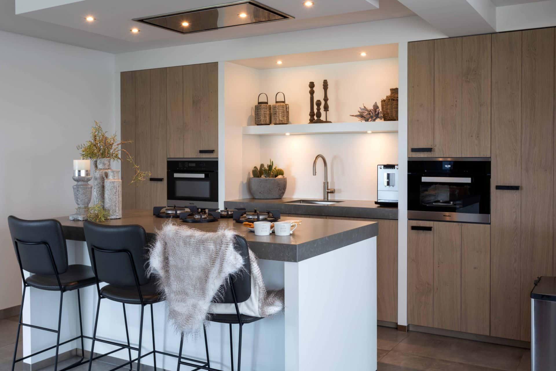 moderne landelijke keuken 39